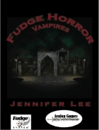 Fudge Horror Vampire