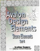 Avalon Design Elements, Stone Set 4