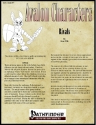 Avalon Characters Vol 1, Issue #7, Rivals