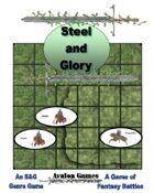 Steel and Glory, Road to Glory, Mini-Game #99