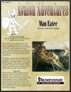 Avalon Adventures Vol 1, Issue #8 Man Eater