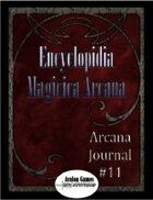 Arcana Journal #11