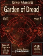 Tomes of Adventure, Garden of Dread