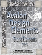 Avalon Design Elements, Stone Set 6