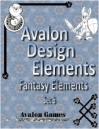 Avalon Design Elements, Fantasy Set #6