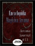 Arcana Journal #13