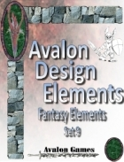 Avalon Design Elements, Fantasy Set 9