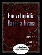 Arcana Journal #17