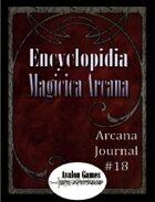 Arcana Journal #18