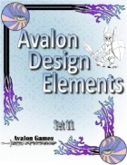 Avalon Design Elements, Fantasy Set 11