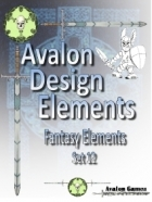 Avalon Design Elements, Fantasy Set 12