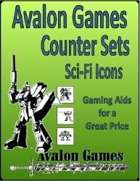 Avalon Counter Sets, Sci-Fi Icons
