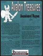 Avalon Treasure, Vol 1, Issue #6, Abandoned Wagon