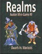 Realms, Dwarfs & Warlocks, Avalon Mini-Game #9