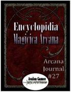 Arcana Journal #27