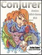 Conjurer, Avalon Mini-Game #16