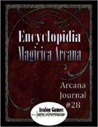 Arcana Journal #28