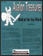 Avalon Treasure, Vol 1, Issue #9, Hold of the Sea Witch