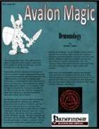 Avalon Magic, Vol 1, Issues #10, Demonology