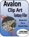 Avalon Clip At, Fantasy Filler