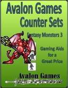 Avalon Counters, Monsters 3