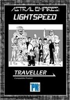 Lightspeed for Mongoose Traveller
