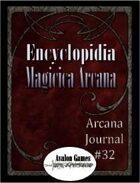 Arcana Journal #32
