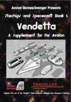 Vendetta Ship Book I