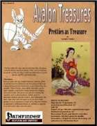 Avalon Treasure, Vol 2, Issue #2, Pretties as Treasure