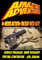 Amazing Adventures: 4-Book Action-Packed Box Set!