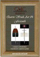 Quirin Stock Art #4: Firetooth