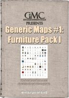 Generic Maps #1: Furniture Pack I
