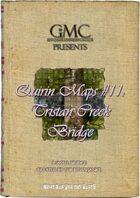 Quirin Maps #11: Tristan Creek Bridge