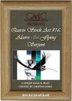 Quirin Stock Art #16: Alcorn - the Flying Serpent