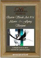 Quirin Stock Art #16: Alcorn - the Flying Serpent