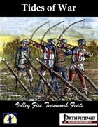 Tides of War: Volley Teamwork Feats