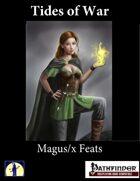 Tides of War: Magus/x Feats