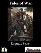 Tides of War: Rogue/X Feats