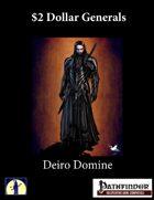 $2 Generals: Deiro Domine