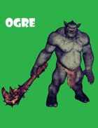 The Ogre - A Dungeon World Playbook