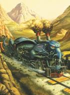 Larry Elmore's Dragon Train Poker Deck