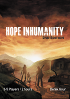 Hope Inhumanity (2nd Edition)