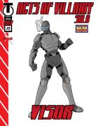 Visor - AoV Solo (M&M3e)