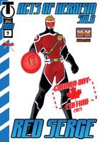 Red Serge - AoH Solo (M&M3e)