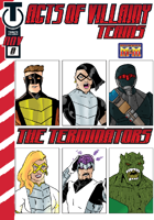 The Terminators - AoV Teams (M&M3e)