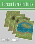 Forest Terrain Tiles