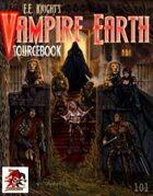 Vampire Earth Sourcebook