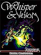 Whisper & Venom - Pathfinder