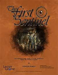 The First Sentinel Old-School Adventure