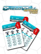Dreadball Reference Cards: Teams